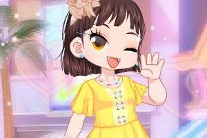 甜娃娃化妆打扮2