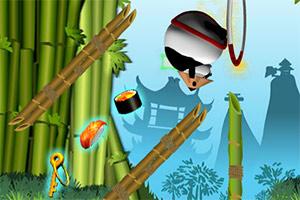 熊猫武士升级版