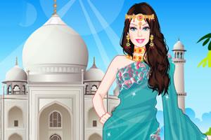 印度公主芭比