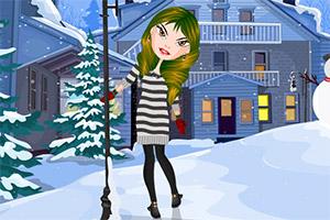 冬季毛衣装