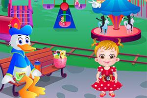 可爱宝贝园游会