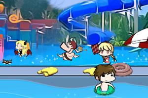 泳池俄罗斯方块