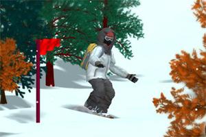滑雪障碍赛