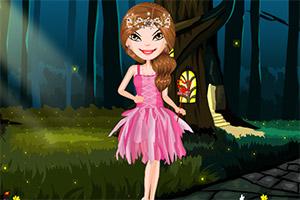 装扮森林女王
