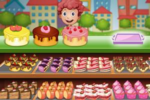 美味水果蛋糕店