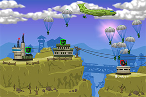 空军基地战2