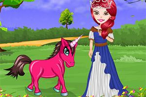独角兽与公主