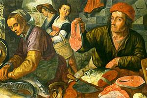 著名油画找东西8