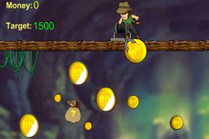 渔夫钓金币