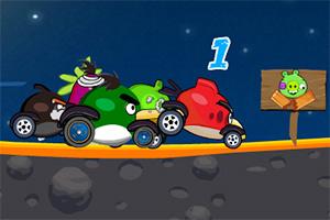 愤怒的小鸟驾驶汽车2