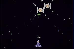 微型星际战斗机