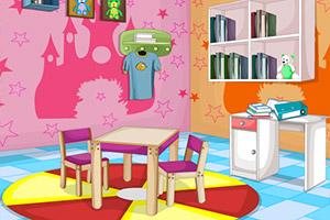 布置儿童书屋