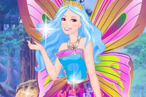 芭比童话蝴蝶公主