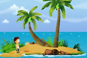 海中孤岛逃脱
