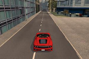 3D城市汽车驾驶