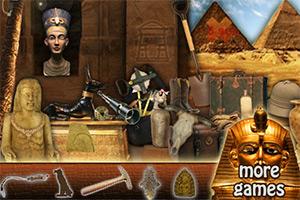 茱莉亚埃及寻宝之旅