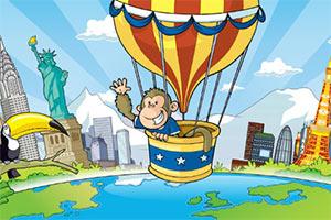 机智小猴世界巡演
