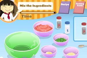 来学做饺子