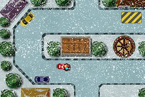 圣诞老人爱停车