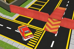 3D停车训练