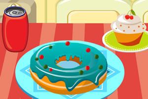 美味甜甜圈套餐