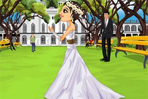 秋季美好婚礼