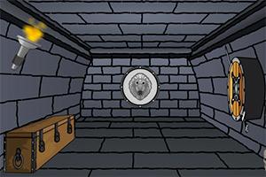 狮王洞穴逃离