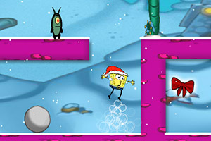 海绵宝宝的圣诞冒险2