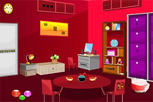 红色经典房间逃脱