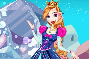 长发公主偷懒小游戏_长发公主化妆舞会,长发公主化妆舞会小游戏,4399小游戏 www.4399.com