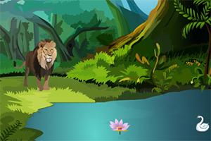 狮子森林逃脱
