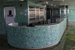 逃出废弃疗养院