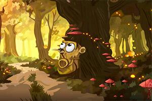 逃出神秘的森林