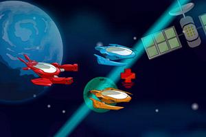 未来太空竞速赛