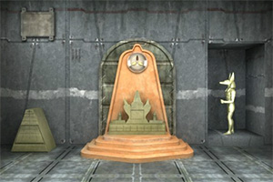 逃出上古神殿