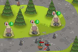 部落防御之战3