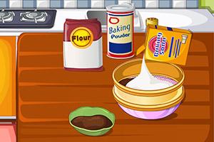 感恩节的杯子蛋糕