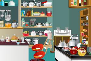漂亮厨房找东西
