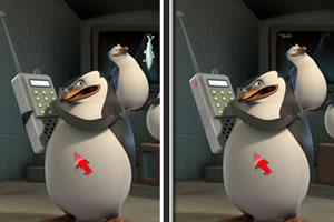 马达加斯加企鹅找茬