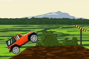 吉普车越野挑战赛