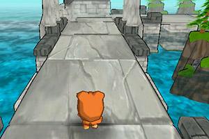 泰迪熊跑酷