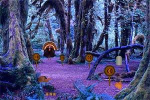 火鸡逃出森林6