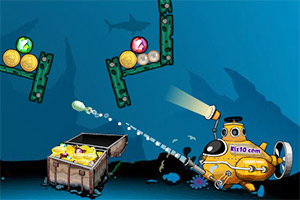 深海宝藏之谜