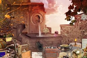 探索许愿喷泉