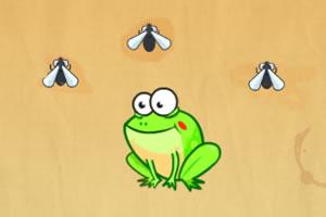 抓住那青蛙