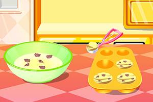 制作巧克力榛子蛋糕
