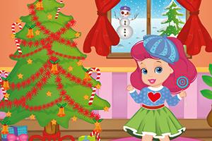 淘气宝贝过圣诞