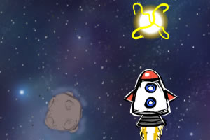 火箭打陨石