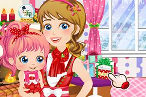 爱丽丝宝贝过圣诞