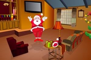 老鼠逃离圣诞屋